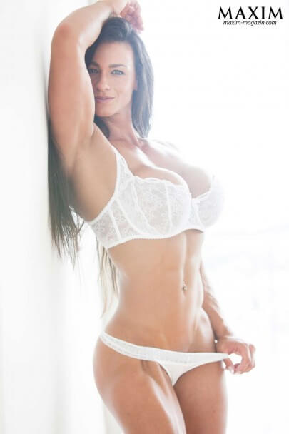 Cindy Landolt Maxim Hot 100 2014 1