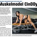 Cindy Landolt im Interview mit Obersee Nachrichten Seite 1 s