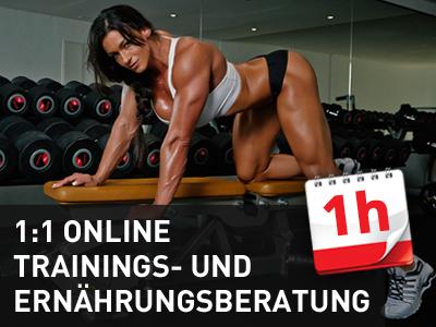 Online Personal Trainer für Gewichtsreduktion / Online Personal Trainer für Bodybuilding